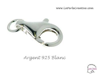 925 sterling silver lobster clasp