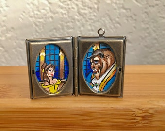1 HAND PAINTED Fairy Tale PENDANT : Your characters of Choice