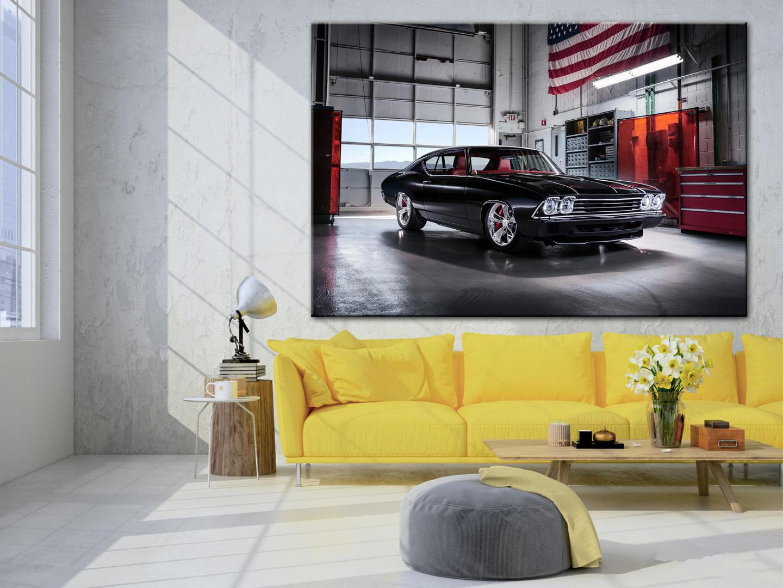Chevrolet Chevelle canvas Chevrolet Chevelle cavnas