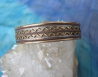 Copper Magnet Bracelet, Copper Bracelet, Magnet Bracelet, Rheumatism Bracelet, Artritis Bracelet, Magnetic Bracelet, Magnet Healing Bracelet