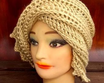 Crochet Hat Womens Hat Trendy, Womens Crochet Hat, Crochet Beanie Hat, Bone Hat, Lauren Beanie Hat for Women, Winter Hat
