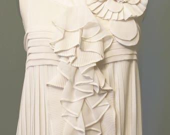 Lady White Plum