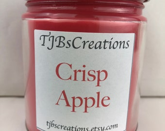 Crisp Apple Scented Candle