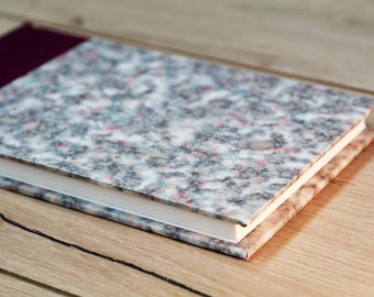 Lovely hand made blank notebook.
