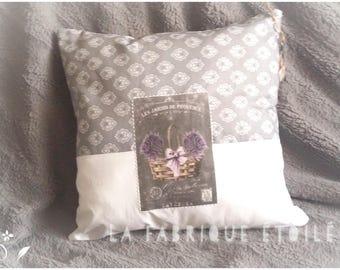 Provencal pillow