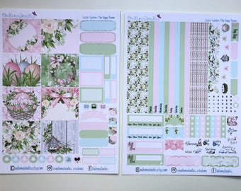 Easter Garden : MINI Happy Planner