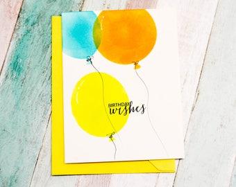 Birthday Wishes - Happy Birthday Card