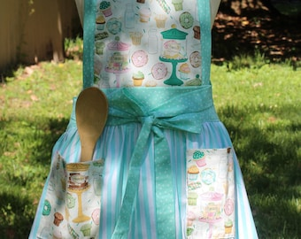 Mint Bakery  Ladies Apron