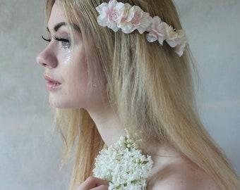 Cherry blossom hair comb