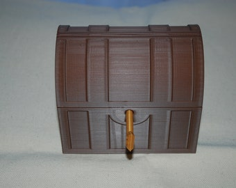 Chest with Lock