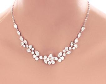 Wedding Necklaces Etsy