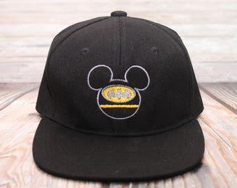 Super Hero Mickey Ears Youth Hat