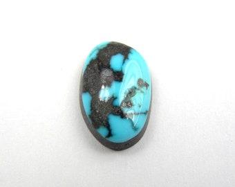 Natural Kingman Turquoise Cabochon - 1156