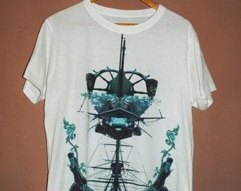 HMS Trincomalee Anchor T Shirt