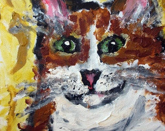 A Gift for Cat Lovers Everywhere! Cat Variety 10 Pack of Note Cards