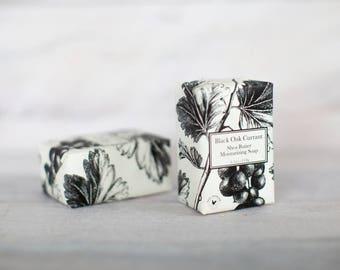 Black Oak Currant Moisturizing Shea Butter Soap