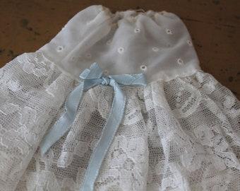 Vintage Doll Crinoline Vintage Doll Petticoat Vintage Doll Slip Vintage Doll Clothes