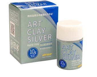 Art Clay Silver 650 Low Fire Paste 10 grams TOO011