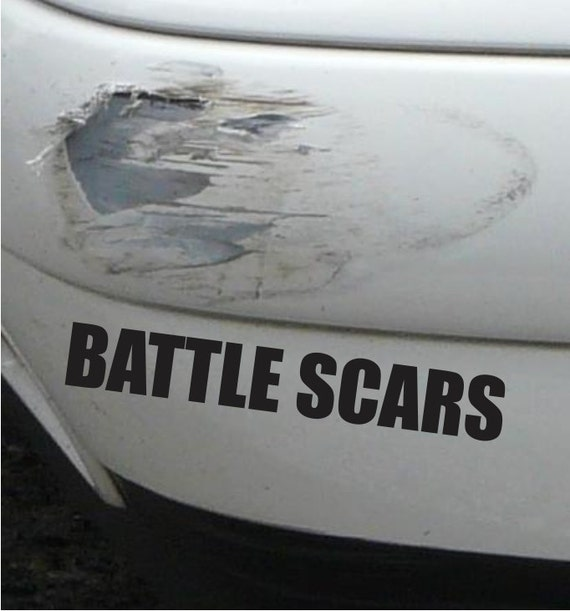 Do Bumper Stickers Damage Cars