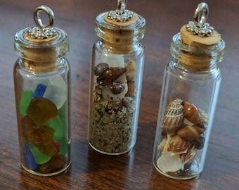 Pieces of Monterey Pendant