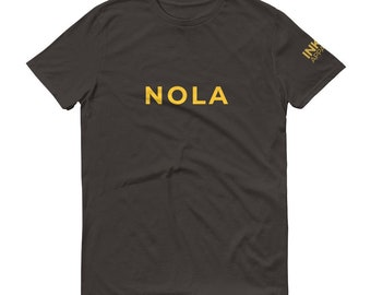 Short-Sleeve T-Shirt - Hometown Tee (new orleans) - Two-sided SEE BACK