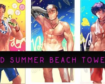 VLD Summer Beach Towel