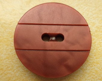 11 Brown buttons 20mm (6307) button jacket buttons