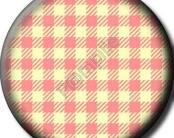 Cabochon resin 25 mm - Big Mama (610) fabric glue
