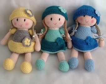 Crochet doll - Amigurumi