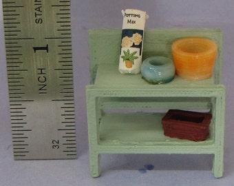 Quarter Scale Potting Bench Kit