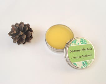 Lip miracle (muscles, joints, bites, etc) - shipping toner - 100% natural - 15 g