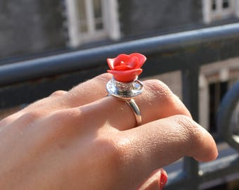 THE TEA PARTY - adjustable ring