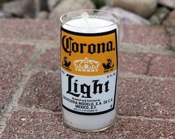 Liquor/Beer Bottle Candles