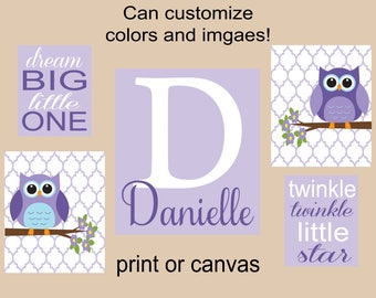 owl nursery decor owl nursery wall decor personalized nursery wall art dream big little one owl nursery theme twinkle twinkle little star