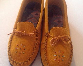 Mocassins for woman or girl