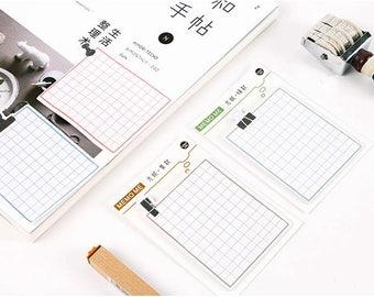Grid Sticky Notes