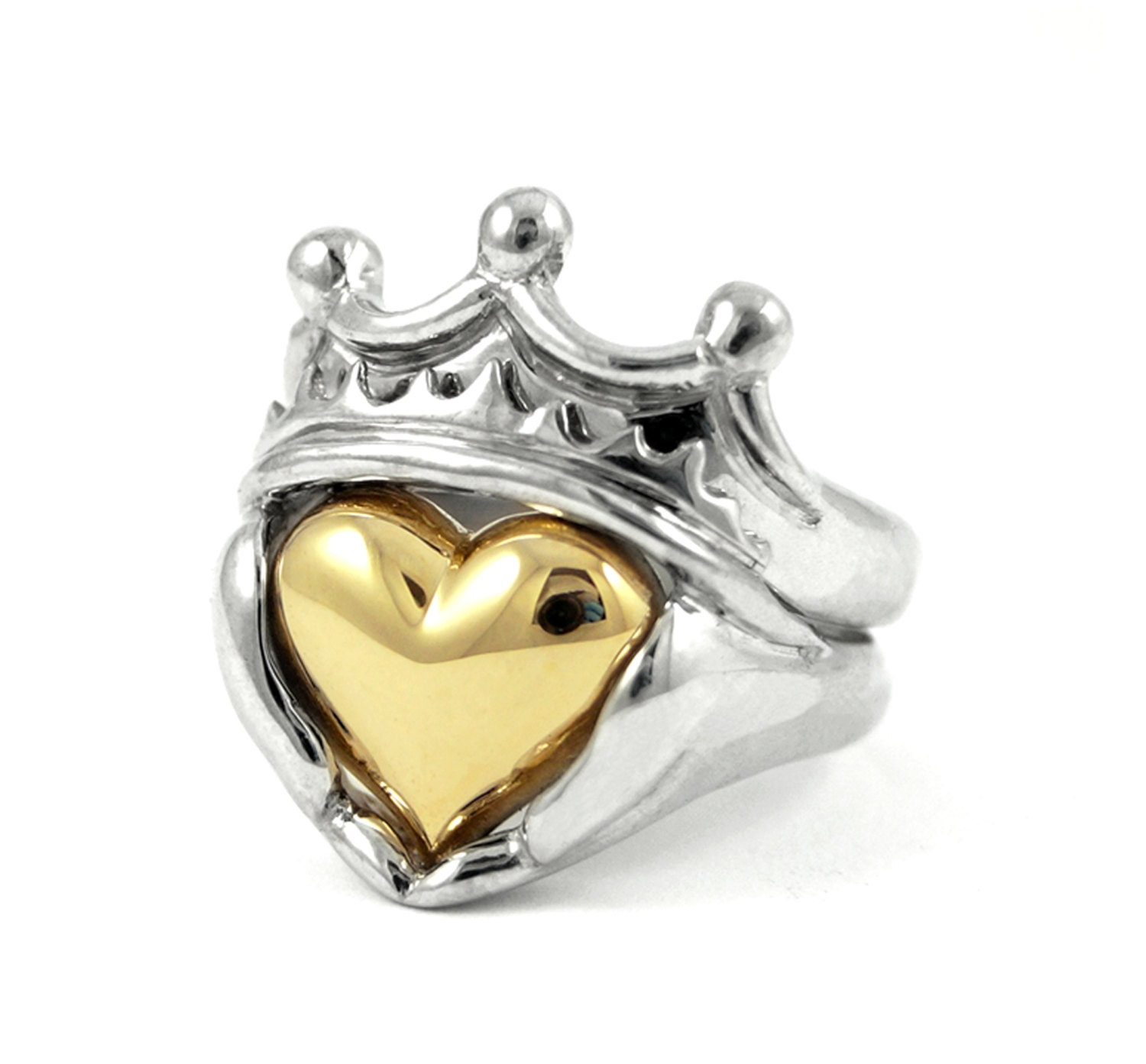 and trinity rings men gold s irish signet wedding ring claddagh mens celtic yellow pid