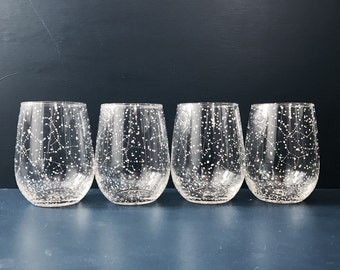 Shipping for 16 Constellation Glasses from NY to CA
