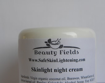 Beauty Fields Natural Hyperpigmentation Treatment Cream Fast Long Lasting Effect