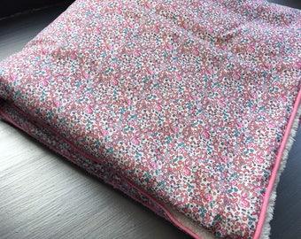"""Baby blanket personalised """"lozenge"""" Eloise."""
