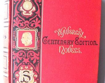 Count Robert of Paris by Sir Walter Scott Centenary Edition 1871 Waverley Novels