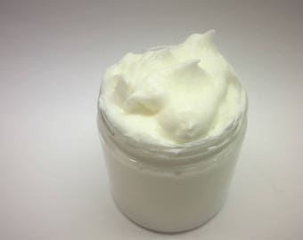 Comforter Type Whipped Body Butter, Goat Milk, Shea and Cocoa Butter With Vitamin C, Handmade