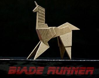 Gaff's Unicorn   Blade Runner Origami