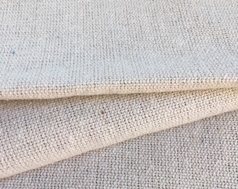 Grain Sack Fabric Sold By The Yard Solid Oatmeal Vintage Inspired Feed Sack Fabric Flour Sack Fabric Gunny Sack Fabric Grain Sack Repro
