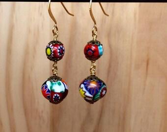 Color Pop Earrings II