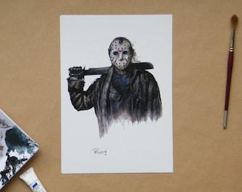 Jason print A4