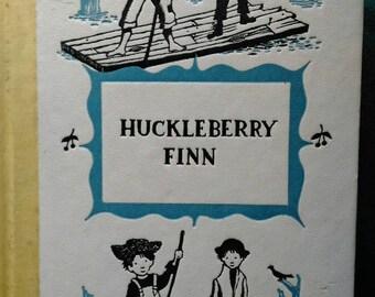 Huckleberry Finn by Mark Twain 1954