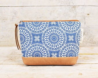 "Bag-Cosmetic bag ""Mandala"""