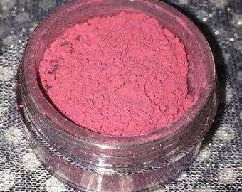 Bestie Matte Pigment Blush, Pigment Blush, Loose Powder Blush, Pigmented Blush, Blush, Matte Blush. Barbie Pink Blush