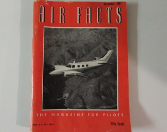 Air Facts Magazine December 1967